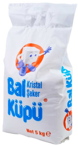 Balküpü 5 kg Toz Şeker
