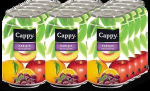 Cappy Karışık Kutu 330 ml Meyve Suyu 12 Adet