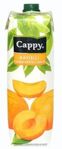 Cappy Kayısı 1 Litre Meyve Suyu