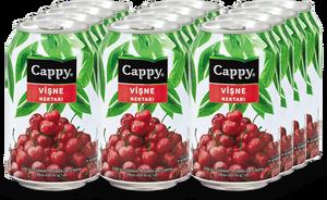 Cappy Vişne Kutu 330 ml Meyve Suyu 12 Adet