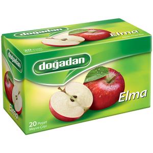 Doğadan Elma Meyve Çayı 20 Adet
