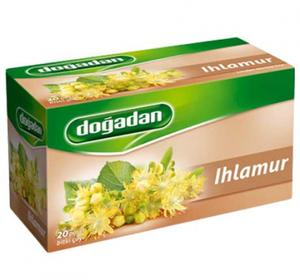 Doğadan Ihlamur Bitki Çayı 20 Adet