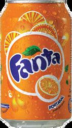 Fanta 330 ml (Kutu Kola) 24 Adet - Thumbnail