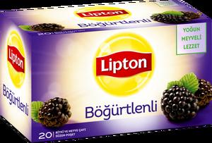 Lipton Böğürtlen Meyve Çayı 20 Adet