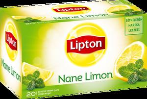Lipton Nane Limon Bitki Çayı 20 Adet