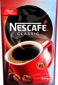 Nescafe Classic 200gr Eko Paket
