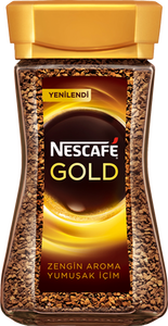 Nescafe Gold 200 gr Cam Kavanoz