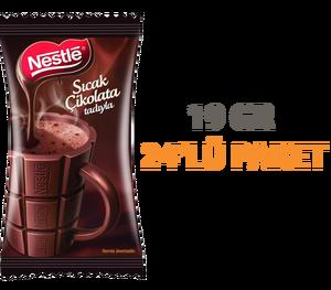 Nestle Sıcak Çikolata 19 gr 24'lü