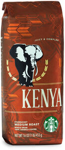 Starbucks Kenya Kahve 250 gr