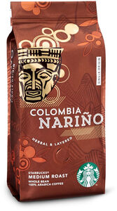Starbucks Colombia Narino Kahve 250 gr